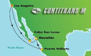 Mexican Riviera - Los Angeles (LAX/LAX)