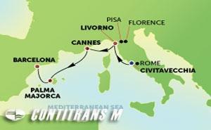 Europe - Western Mediterranean - Barcelona (CIV/BCN)