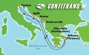 EUROPE - ADRIATIC & GREECE - VENICE (VCE/VCE)