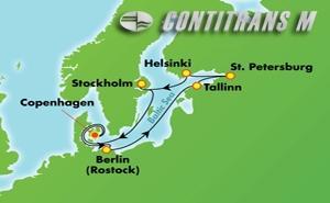 Europe - Baltic (CPH/CPH)