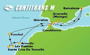 Canary Islands / Morocco (BCN/BCN)