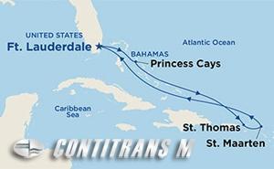 Caribbean on Regal