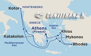 Greek Isles on Royal Princess