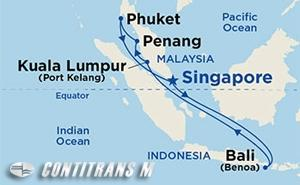 Malaysia & Indonesia on Sapphire