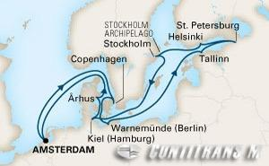 Baltic on Koningsdam