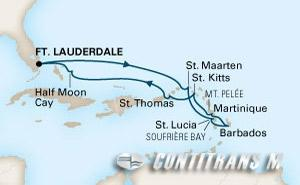 Southern Caribbean 11-day on Koningsdam
