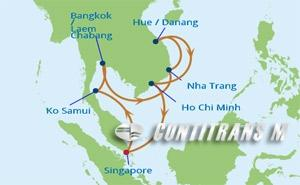 CS 12 NIGHT THAILAND & VIETNAM CRUISE