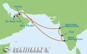 CS 14 NIGHT ARABIAN SEA & INDIA HOLIDAY