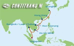 CS 14 NIGHT THAILAND, VIETNAM, CHINA CRUISE