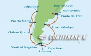 EC 14 NIGHT ARGENTINA & CHILE HOLIDAY