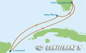IN 5 NIGHT WESTERN CARIBBEAN HOLIDAY CRUISE
