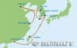 ML 14 NIGHT CHINA & SOUTH KOREA CRUISE
