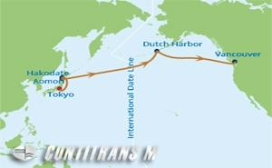 ML 14 NIGHT JAPAN & BERING SEA CRUISE