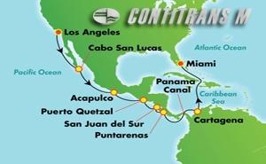 Repo - Panama Canal (LAX/MIA)