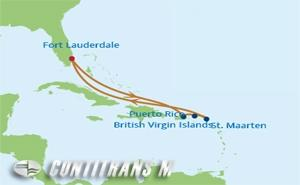 EG 7 NIGHT EASTERN CARIBBEAN HOLIDAY CRUISE
