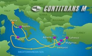 JW 9 NIGHT GREEK ISLES CRUISE