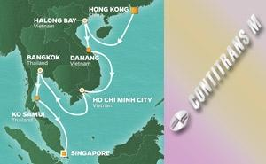 QS 15-NIGHT VIETNAM & THAILAND INTENSIVE
