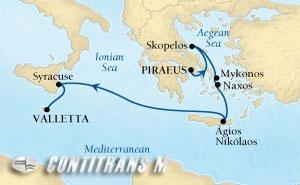 Maltese & Greek Isles on Odyssey