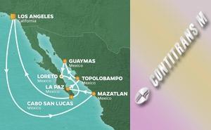 JR 12-NIGHT SEA OF CORTEZ & COPPER CANYON