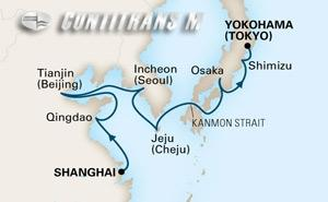 Japan, South Korea & China II on Volendam