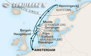 North Cape I on Koningsdam