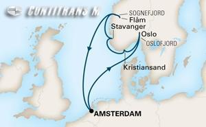 Norwegian Fjords IV on Koningsdam