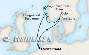 Norwegian Fjords V on Koningsdam