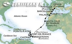 Transatlantic East I of Fantasia