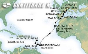 Transatlantic East II of Fantasia
