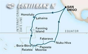 Hawaii, Tahiti & Marquesas on Maasdam