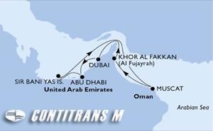 United Arab Emirates, Oman