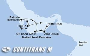 United Arab Emirates, Bahrain, Qatar
