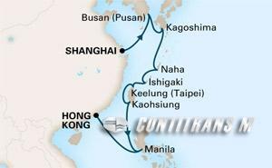 Taiwan & Japan 14 day on Westerdam
