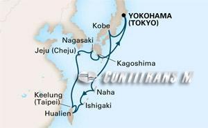 Japan Explorer on Westerdam