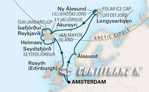 Spitsbergen & Arctic Circle on Prinsendam