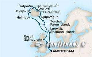 Iceland & Scotland Explorer on Prinsendam