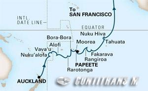 Polynesian Crossing on Maasdam