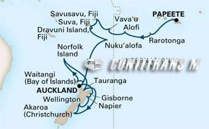 South Seas, New Zealand & Beyond on Maasdam