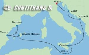 CS 9 NIGHT CROATIA, ITALY & SPAIN CRUISE