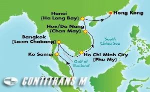 Asia - South East (SIN/HKG)
