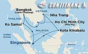 Southeast Asia I on Sapphire