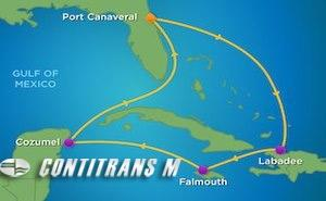 HM 7 NIGHT WESTERN CARIBBEAN CRUISE