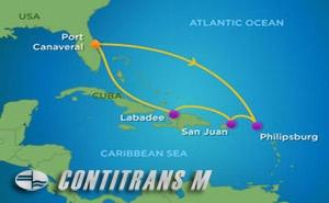 HM 7 NIGHT EASTERN CARIBBEAN CRUISE