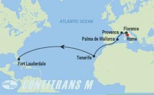 EG 14 NGHT MEDITERRANEAN TRANSATLANTIC