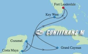 EG 7 NIGHT WESTERN CARIBBEAN HOLIDAY CRUISE
