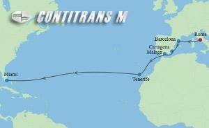 IN 14NT SPAIN &CANARY ISLANDS TRANSATLANTIC