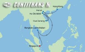 ML 14 NIGHT SOUTHEAST ASIA CRUISE