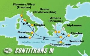 Greek Isles & Italy (CIV/CIV)