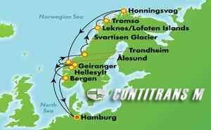 EUROPE - NORTH CAPE (HAM/HAM)