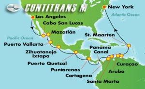 Repo - Panama Canal (LAX/NYC)